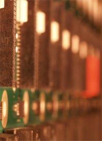 Ethernet på backplanet - en innovativ ide!