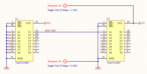 Altium circuit sketch-up