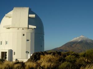 ESA observatory Tenerife